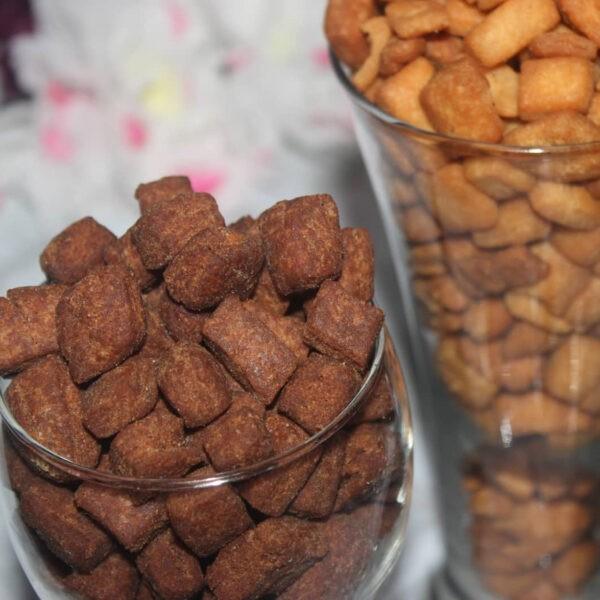 Chocolate Chin-Chin (Achommo)