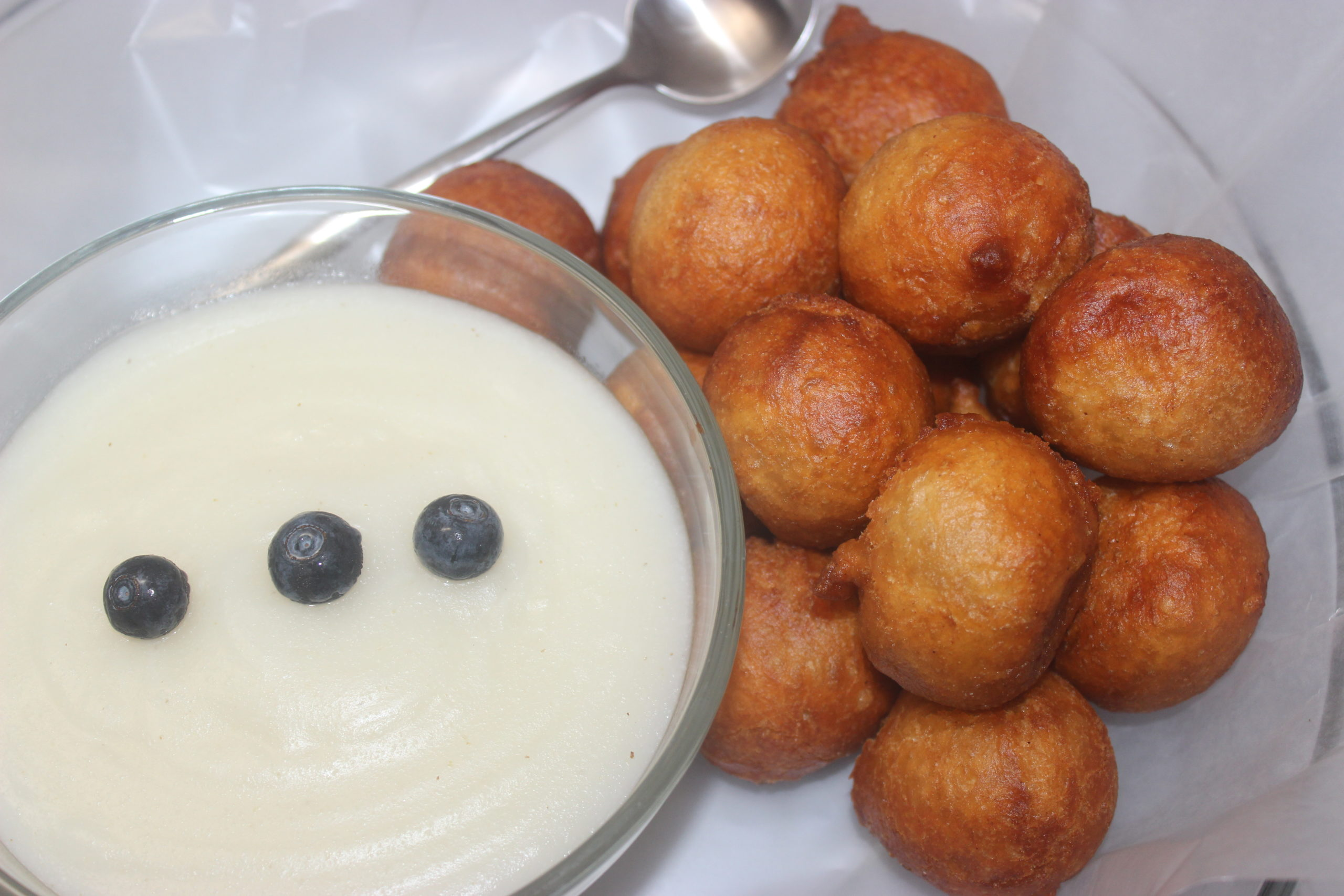 Learn about the popular African donuts (puff puff)….