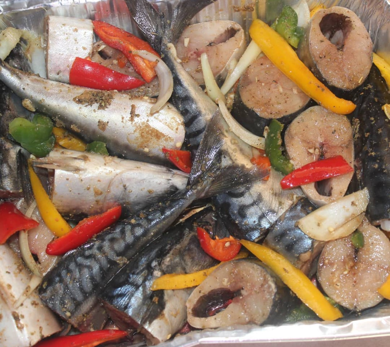 How to use Afromeals fish seasoning!