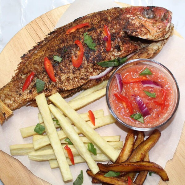 Fried or Baked Fish