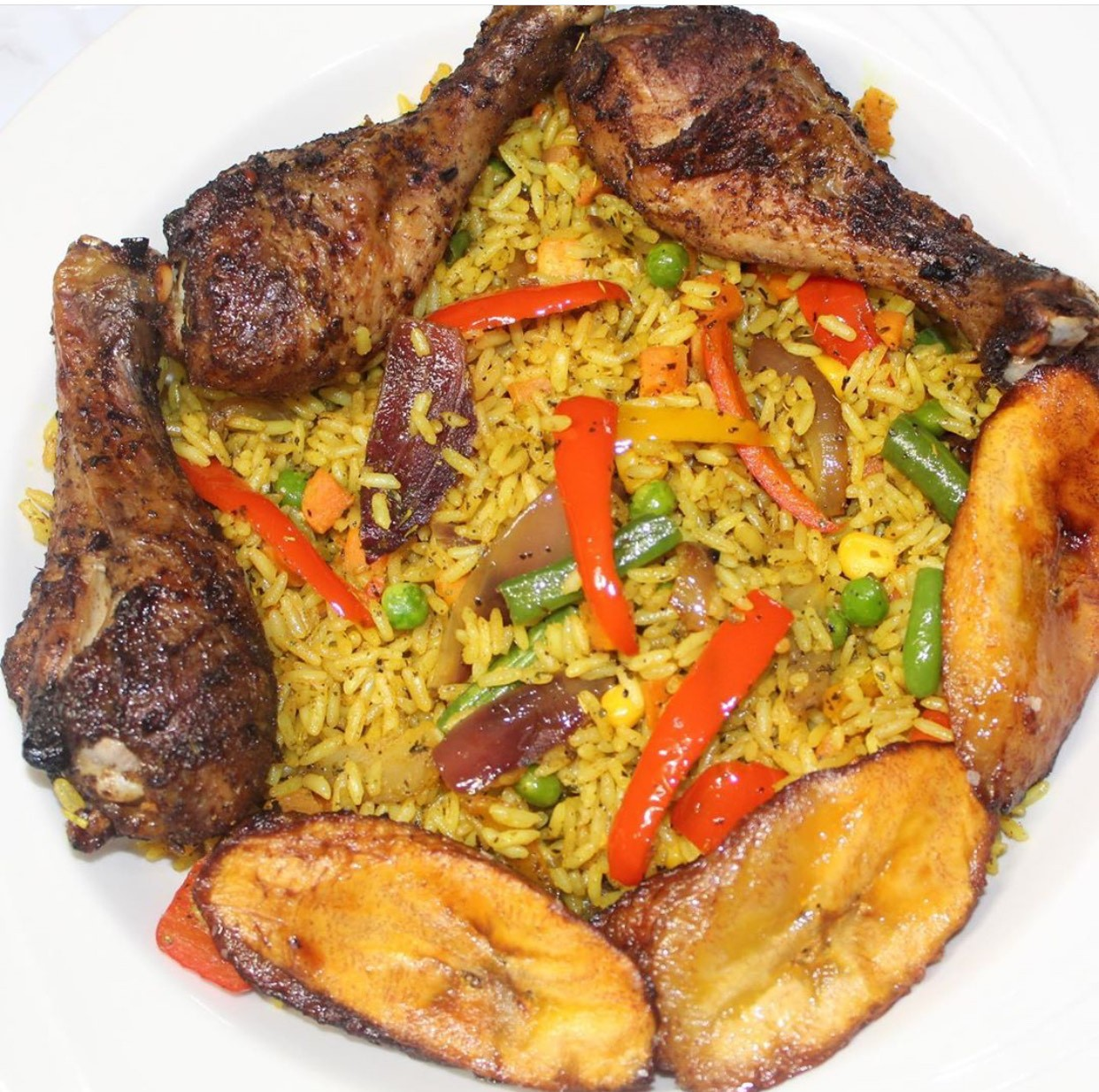 How to use Afromeals Fried rice seasoning to make Afromeals famous Fried Rice!