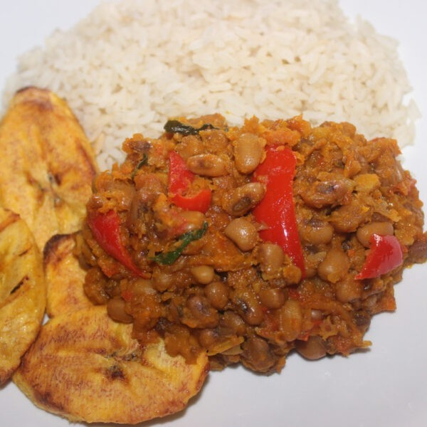 Stewed Bean and Rice
