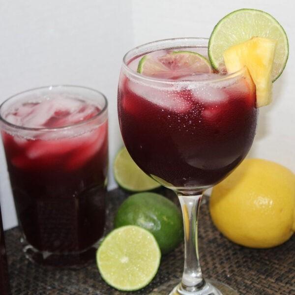 Hibiscus (zobo/bisap) Juice
