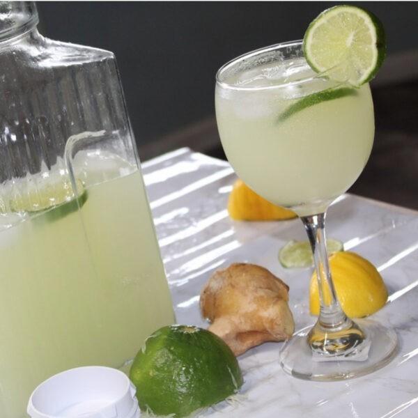 Ginger & Lemon-Lime Juice