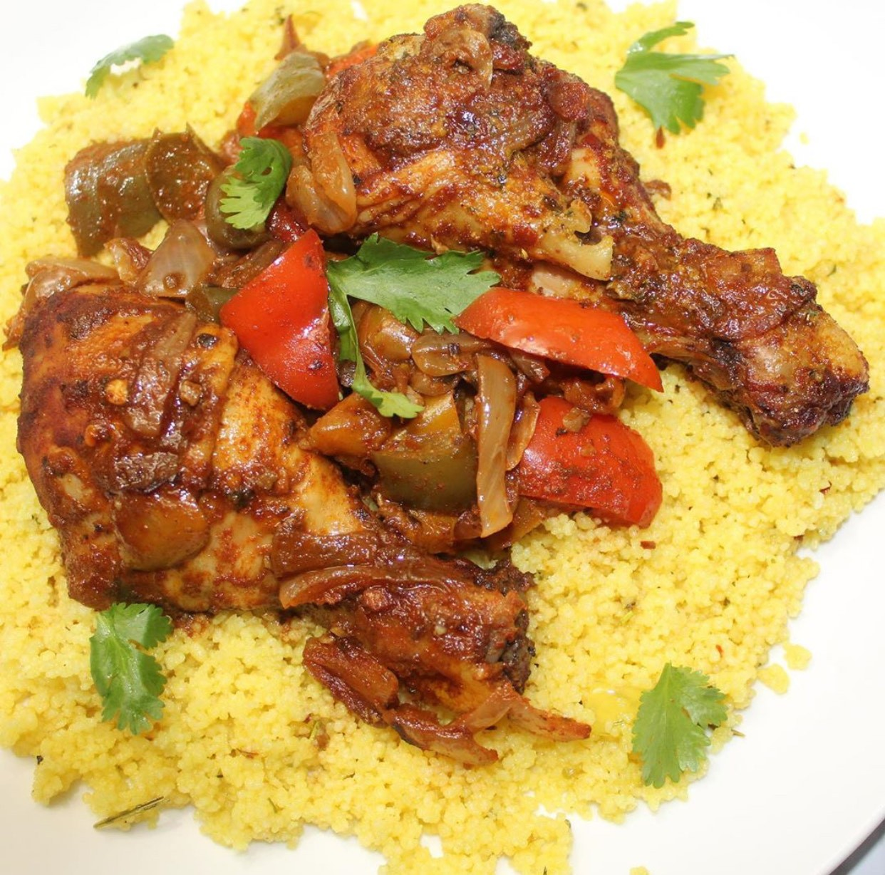 How to use Afromeals Harissa seasoning!